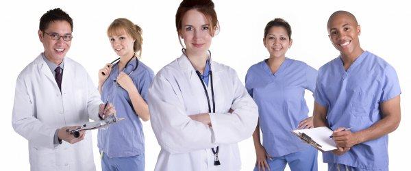 Diplomás ápolói állás
