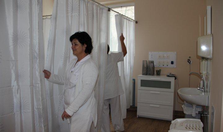 Megújult a Siófoki Kórház fizioterápiás részlege